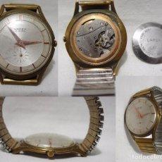 Relojes de pulsera: LAREX. ANTIGUO RELOJ SUIZO. 17 RUBÍS. ANTIMAGNETIC.. Lote 104468911