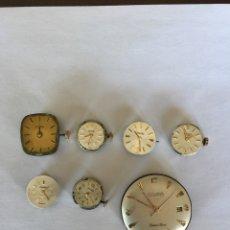 Relojes de pulsera: LOTE DE 7 RELOJES DUWARD. Lote 104946027