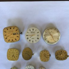 Relojes de pulsera: LOTE DE 10 RELOJES CERTINA. Lote 104946531