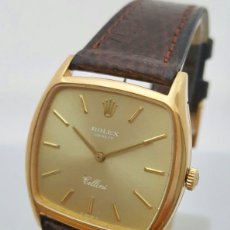 Relojes de pulsera: ROLEX MOD.CELLINI ORO 18KTS. ¡¡COMO NUEVO!!. Lote 71092801