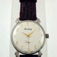 Relojes de pulsera: BREITLING VINTAGE C.1.938-40 EXCELENTE ESTADO. Lote 104483551