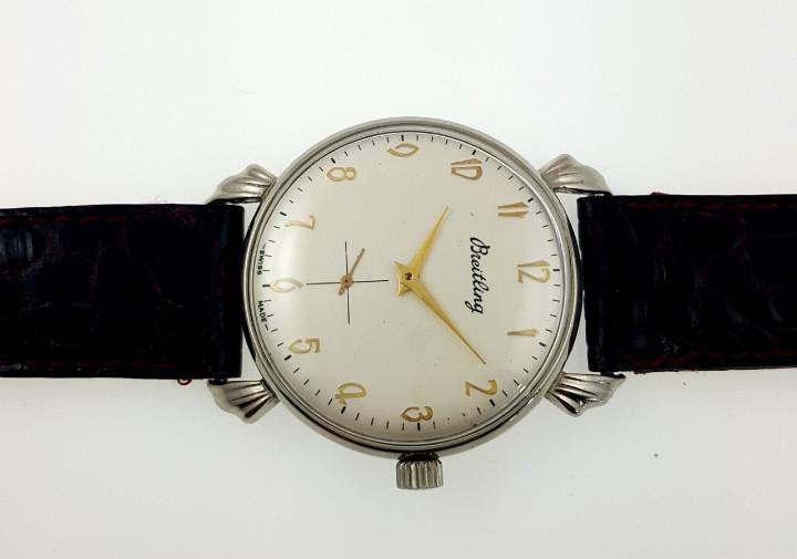 Relojes de pulsera: BREITLING VINTAGE C.1.938-40 EXCELENTE ESTADO - Foto 2 - 104483551