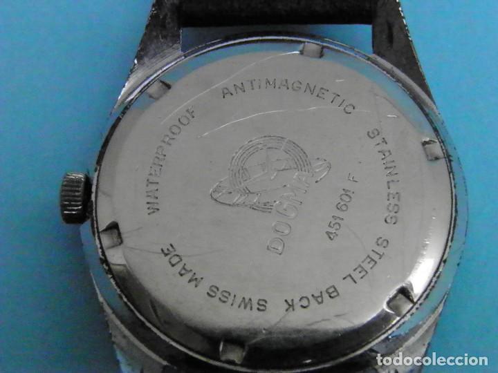 Relojes de pulsera: RELOJ DOGMA MANUAL - Foto 3 - 105747571