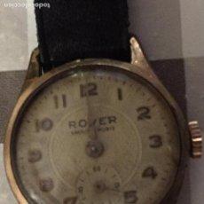 Relojes de pulsera: RELOJ ROVER, ANCRE 15 JEWELS, MUJER. Lote 105751463