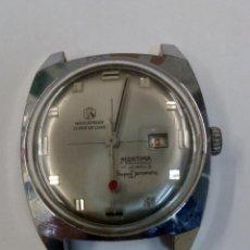 Relojes de pulsera: RELOJ MORTIMA SÚPER DATOMATIC. Lote 106079439