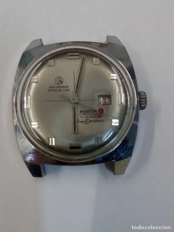 Relojes de pulsera: Reloj Mortima Súper Datomatic - Foto 2 - 106079439