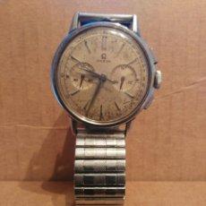 Relojes de pulsera: ANTIGUO RELOJ OMEGA CON PULSERA FIXOFLEX. Lote 106104479