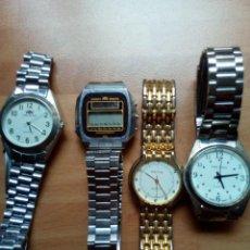 Relojes de pulsera: LOTE RELOJES SIN FUNCCIONAR . Lote 106132171
