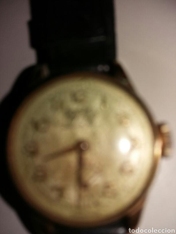 Relojes de pulsera: Reloj dogma chapado en oro 10 micras - Foto 8 - 106410852