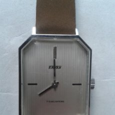 Relojes de pulsera: RELOJ DE CABALLERO. MARCA SAVAR. FUNCIONANDO.. Lote 106568323