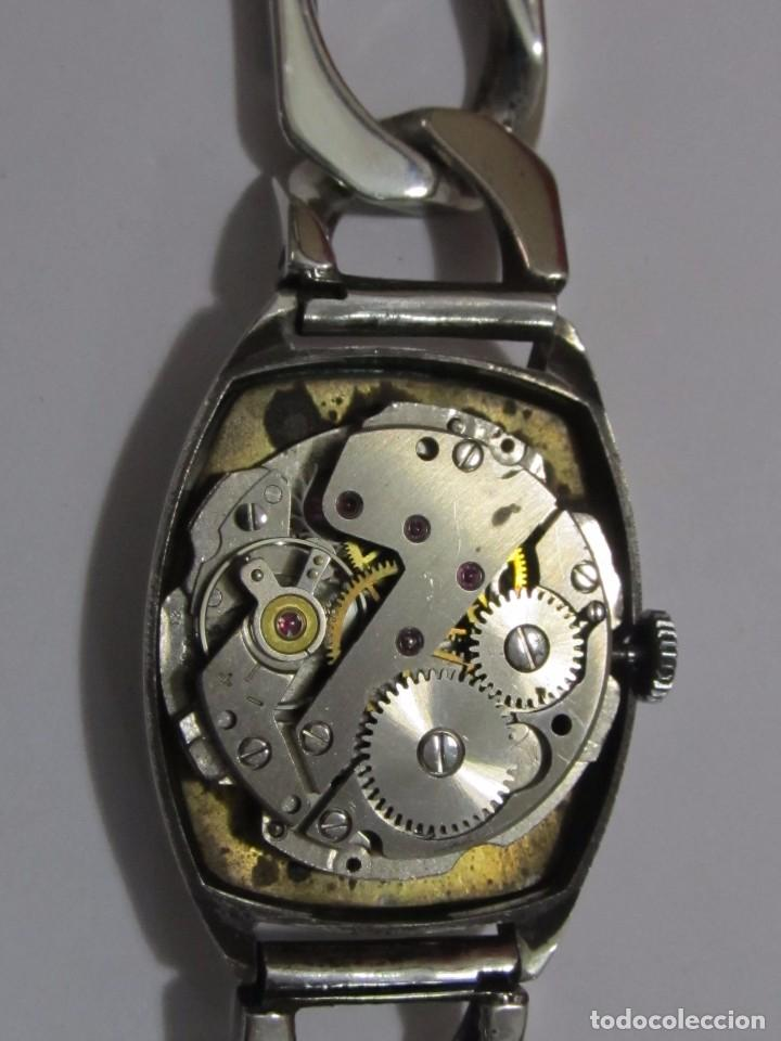 Relojes de pulsera: RELOJ TORMAS DE PLATA 925, CARGA MANUAL - Foto 3 - 106575867