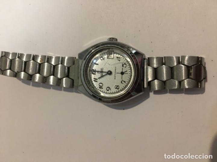 RELOJ TORMAS CARGA MANUAL EN ACERO COMPLETO EN FUNCIONAMIENTO (Relojes - Pulsera Carga Manual)