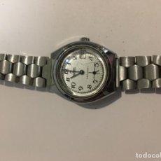 Relojes de pulsera: RELOJ TORMAS CARGA MANUAL EN ACERO COMPLETO EN FUNCIONAMIENTO . Lote 106594995
