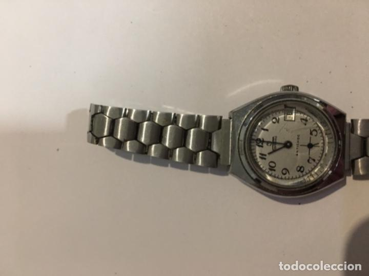 Relojes de pulsera: Reloj Tormas carga manual en acero completo en funcionamiento - Foto 2 - 106594995