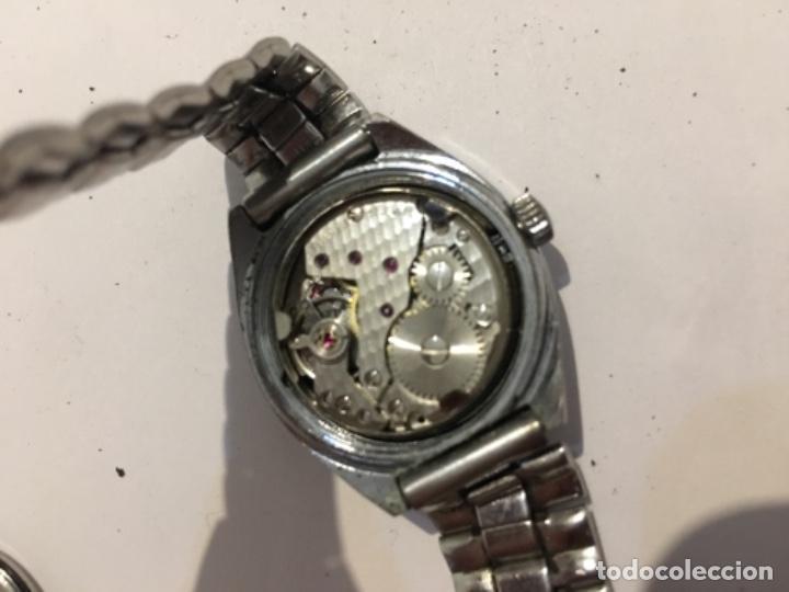 Relojes de pulsera: Reloj Tormas carga manual en acero completo en funcionamiento - Foto 5 - 106594995