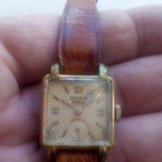 Relojes de pulsera: CAUNY PRIMA RELOJ 15.RUBIS LA CHAUX DE FONDS ANCRE ANTIMAGNETIC. Lote 106790223