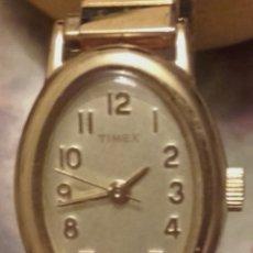 Relojes de pulsera: MON 1416 - RELOJ DE PULSERA TIMEX - DE SEÑORA - DORADO -. Lote 106840487