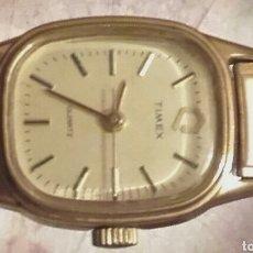 Relojes de pulsera: MON 1417 - RELOJ DE PULSERA TIMEX - DE SEÑORA - DORADO -. Lote 106841631