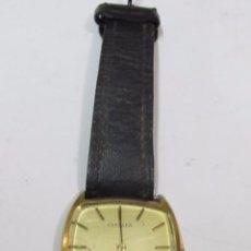 Relojes de pulsera: RELOJ CITIZEN DE CARGA MANUAL, CHAPADO EN ORO. Lote 107266595