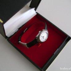 Relojes de pulsera: RELOJ PEQUEÑO DE MUJER, EXACTUS A CUERDA, AÑOS 70´S, NEW OLD STOCK. Lote 107634195