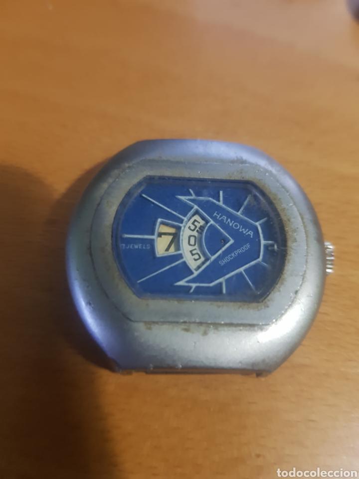 RELOJ HANOWA 17 JEWELS (Relojes - Pulsera Carga Manual)
