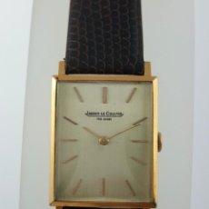 Relojes de pulsera: JAEGER LE COULTRE ORO 18K ¡¡COMO NUEVO!!. Lote 107812935