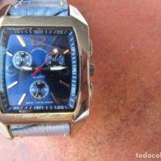 Relojes de pulsera: RELOJ DE PULSERA DE CUARZO. Lote 108380199