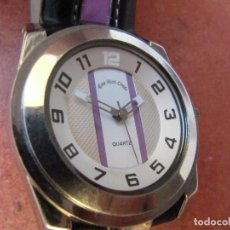 Relojes de pulsera: RELOJ DE PULSERA DE CUARZO. Lote 108380331