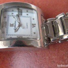 Relojes de pulsera: RELOJ DE PULSERA DE CUARZO. Lote 108380615