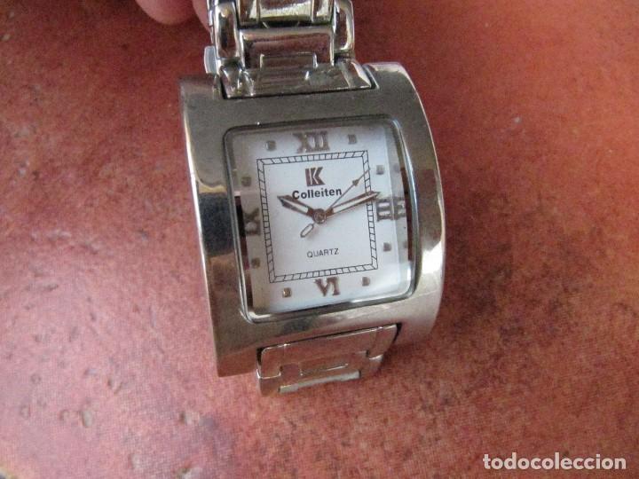 Relojes de pulsera: RELOJ DE PULSERA DE CUARZO - Foto 2 - 108380615