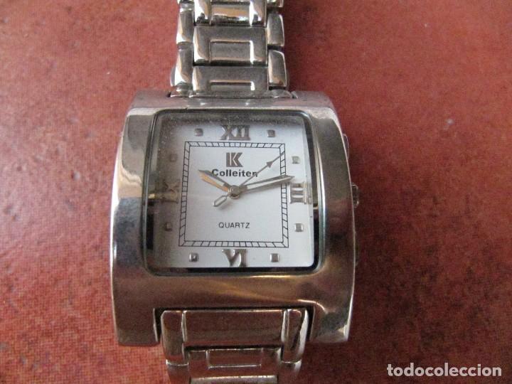 Relojes de pulsera: RELOJ DE PULSERA DE CUARZO - Foto 4 - 108380615
