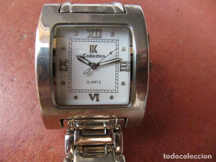 Relojes de pulsera: RELOJ DE PULSERA DE CUARZO - Foto 5 - 108380615