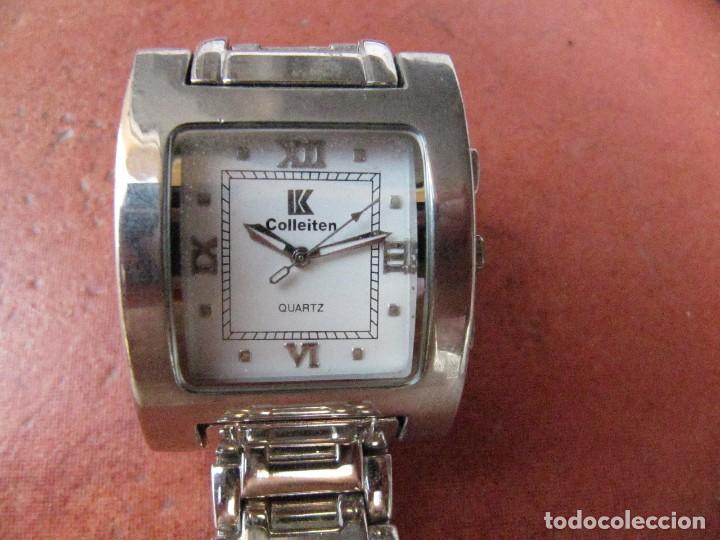 Relojes de pulsera: RELOJ DE PULSERA DE CUARZO - Foto 6 - 108380615