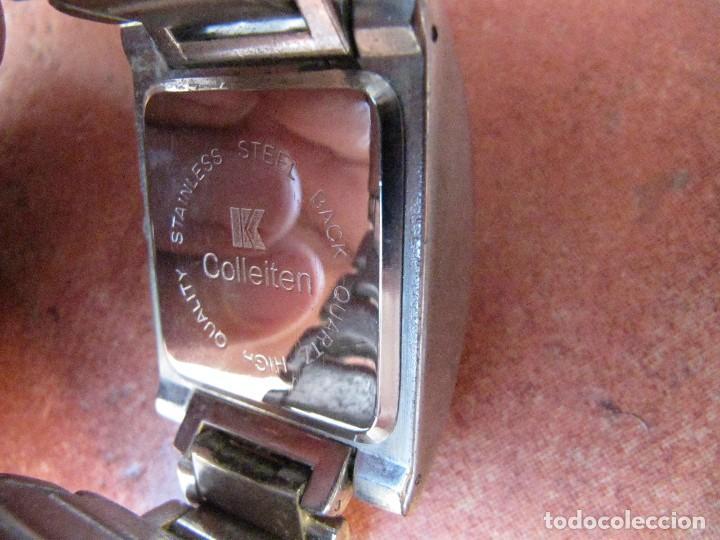 Relojes de pulsera: RELOJ DE PULSERA DE CUARZO - Foto 7 - 108380615