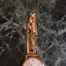 Relojes de pulsera: RELOJ DE SEÑORA AÑOS 50 MARCA MAXIMA. Lote 108828487