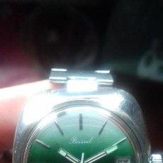 Relojes de pulsera: RELOJ BASSEL. Lote 109070703