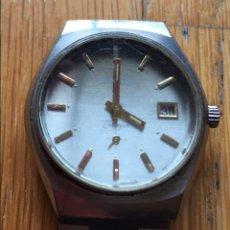 Relojes de pulsera: RELOJ DUWARD TRIUMPH CUERDA, FUNCIONANDO. Lote 109085527