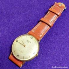 Relojes de pulsera: ANTIGUO RELOJ DE PULSERA KARDEX ROYAL.17 RUBIS.SWISS.CARGA MANUAL-CUERDA.EN FUNCIONAMIENTO.CABALLERO. Lote 109175319