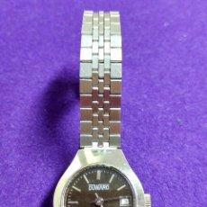 Relojes de pulsera: ANTIGUO RELOJ DE PULSERA DUWARD. CARGA MANUAL.EN FUNCIONAMIENTO. SEÑORA. 17 RUBIS. Lote 109177431