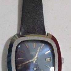 Relojes de pulsera: RELOJ SUPER WATCH DE CARGA MANUAL, 17 RUBÍS. Lote 133230986