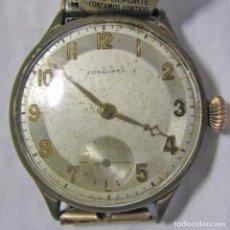 Relojes de pulsera: RELOJ LONGINES 4 CM DIÁMETRO DE ESFERA PARA RESTAURAR. Lote 109386803