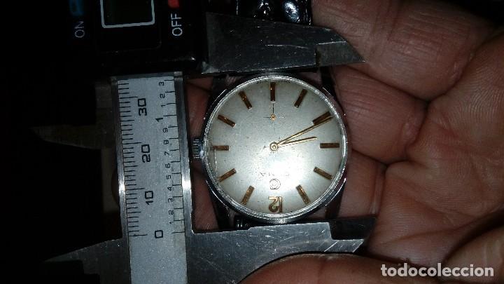 Relojes de pulsera: Reloj de pulsera caballro carga manual,cyma, funciona - Foto 5 - 109474711