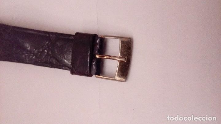 Relojes de pulsera: Reloj de pulsera caballro carga manual,cyma, funciona - Foto 16 - 109474711