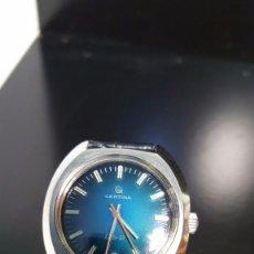 Relojes de pulsera: RELOJ CERTINA DS 2. TORTUGA CON TRICOLOR TURQUESA. Lote 110002939