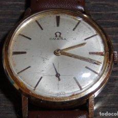 Relojes de pulsera: RELOJ OMEGA CALIBRE 269 CARRURE LUNETTE PLAQUE OR G 20 MICRONS 121.002-63. Lote 110081439