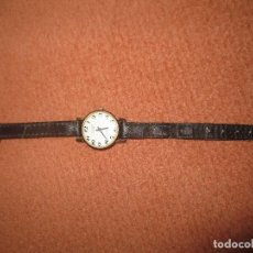 Relojes de pulsera: ANTIGUO RELOJ FESTINA. CHAPADO EN ORO. FUNCIONANDO.. Lote 110246987