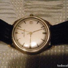 Relojes de pulsera: RELOJ FESTINA DE ORO 18 QUILATES. Lote 110388595