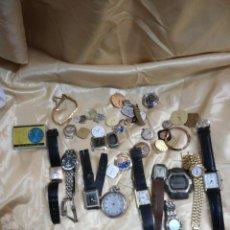 Relojes de pulsera: DESPIECE DE RELOJES. Lote 110701995
