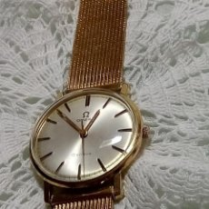 Relojes de pulsera: OMEGA A CUERDA. CALIBRE 601 - 1.967. ORO 18 KL. 0,750 MM. (MACIZO). TESTADO. FUNCIONANDO. DESCRIP.. Lote 111322583