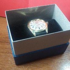 Relojes de pulsera: RELOJ NIVIA PRECISION DE CUERDA CHAPADO EN ORO, DE1960, CALIBRE 2391,ESPÉCIMEN DE COLECCIÓN. Lote 111350143